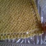Lemon Wash or Dish Cloth - 100% Cot..