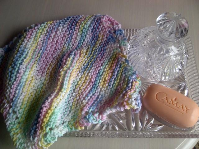 Wash or Dish Cloth - Hard wearing yet soft